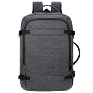 2020 new foreign trade backpack men's business simple backpack waterproof wear resistant travel schoolbag customized computer bag