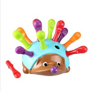 Hedgehog Toys for Toddlers, Ages 18 months+