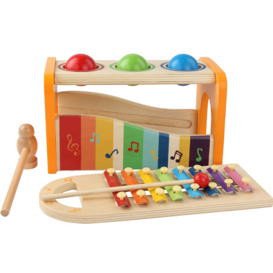 Pound and Tap Bench Music Set