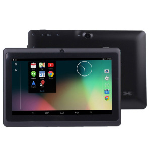 All - new Q88 A33 tablet PC 7-inch WiFi Tablet 512+8G Android 4.4 Bluetooth tablet