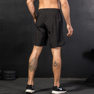 Athletic Shorts for Men with Pockets and Elastic Waistband Quick Dry Activewear