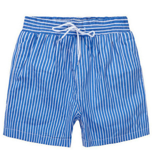Men's Swim Trunks Quick Dry Athletic Swimwear Shorts with Mesh Lining and Pockets