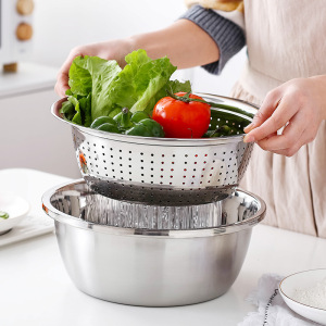 Kitchen Graters Cheese Grater with Stainless Steel Drain Basin for Vegetables Fruits Cheese Chocolate