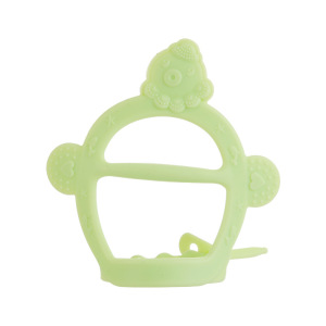 Baby Teething Toys for Babies 0-6 Months Teethers for Infants & Toddlers BPA Free Non-Toxic Silicone Molars Adjustable Chew Natural Teething Toys for Babies 3 4 5 6 7 8 9 10 11 12 Months