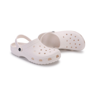 Unisex Hollow Out Slingback Water Comfortable Slip on Sandals