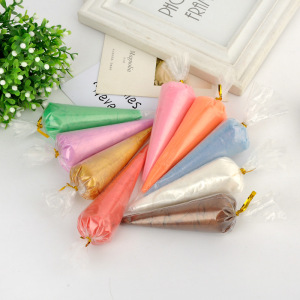 Heavy Duty Anti Burst Pastry Bags for Cream Icing Frosting Cookie Cake