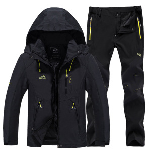 Fishing Clothes Sports Outdoor Fishing Clothing Quick-drying Pants Men's Fishing suit Breathable Sunscreen Fishing Jacket