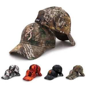 Men's Fashion Summer Breathable Adjustable Camouflage Baseball Cap Fishing Caps Outdoor Hunting Jungle Hat Airsoft Tactical Hiking Casquette Hats